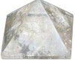 Pyramide cristal de roche lsgpyc