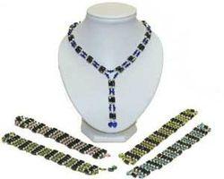 Collier magnétique perle
