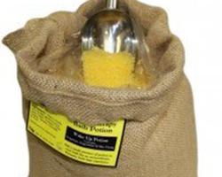 Sel de bain aromathérapie «Tonique» revitalise le corps et l'esprit, des réveils en pleine forme!