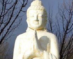 Statue Bouddha Thaï 140 cm