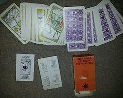 Tarot vintage année 1975 LSGROYAL