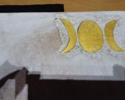 Planche Ouija modèle St Graal
