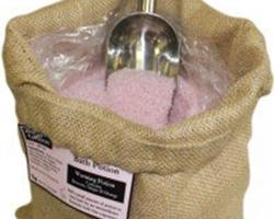 Sel de bain aromathérapie «Tendresse»  400gr