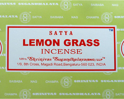 Encens Satya Lemon Grass