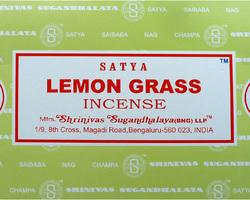 Encens Satya Lemon Grass