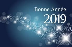 Vœux 2019 !